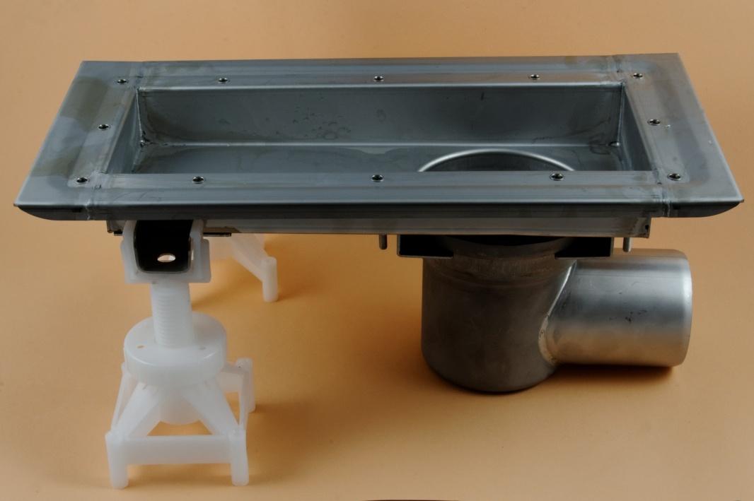 kastenrinne rostbreite 200 mm aus edelstahl. Black Bedroom Furniture Sets. Home Design Ideas